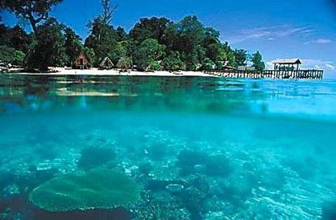 热浪岛旅游图片
