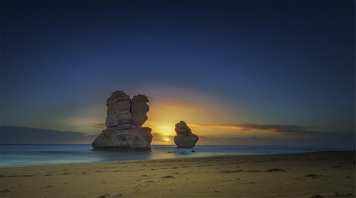 吉布森石阶 旅游图片