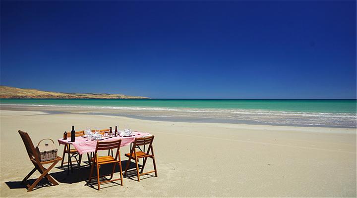 菲尔半岛海滩旅游图片