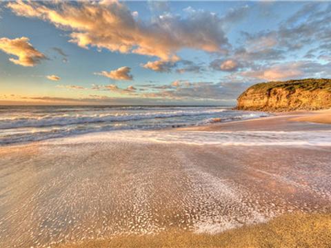 贝尔斯海滩旅游景点图片