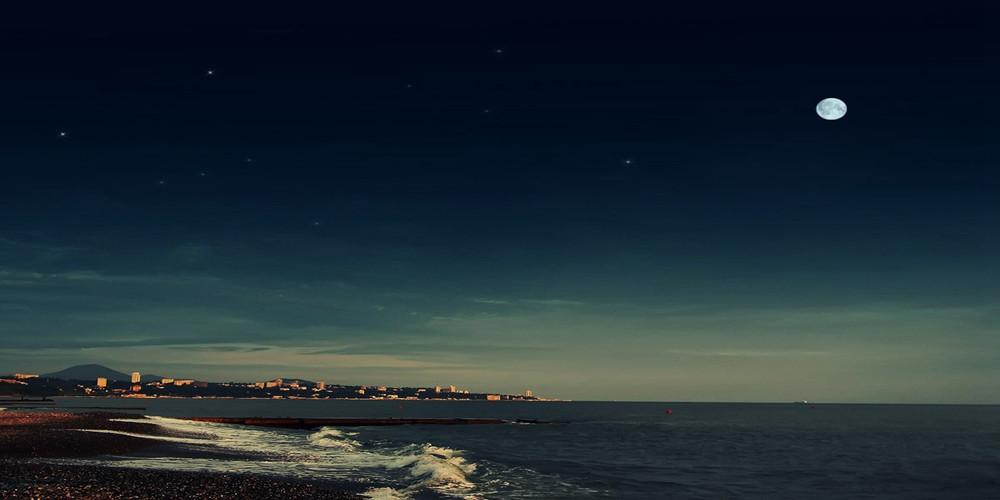 索契黑海海滨一日悠闲游