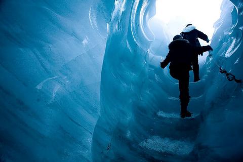 福克斯冰川徒步