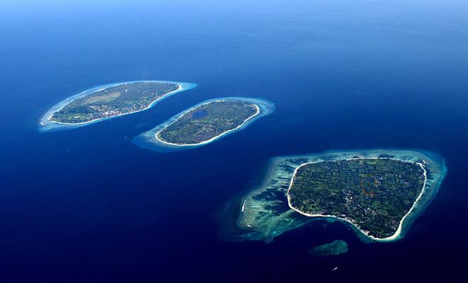 吉利岛旅游图片