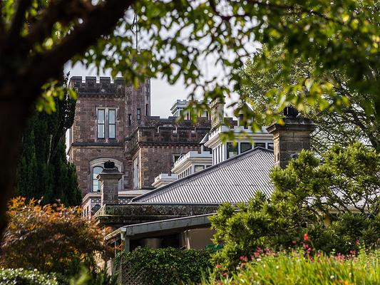 拉纳克城堡旅游图片