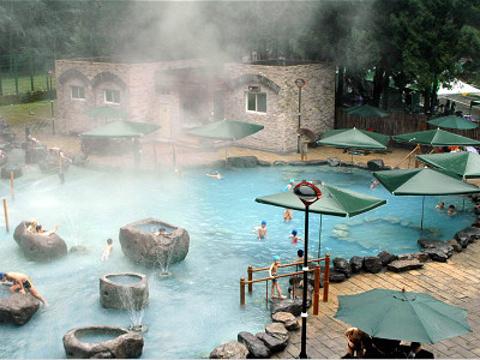 鸠之泽温泉旅游景点图片