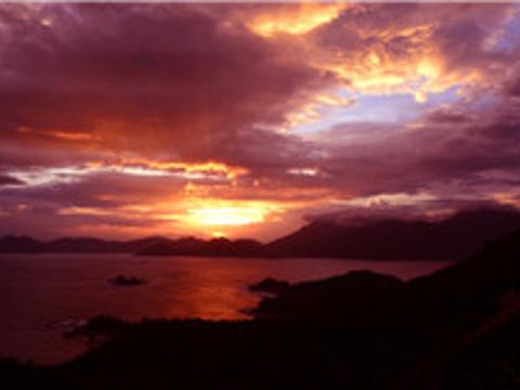 三门岛旅游景点图片