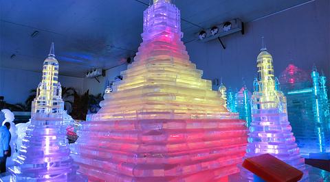 合艾冰雕馆