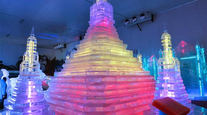 合艾冰雕馆旅游图片