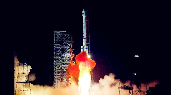 西昌卫星发射基地旅游图片