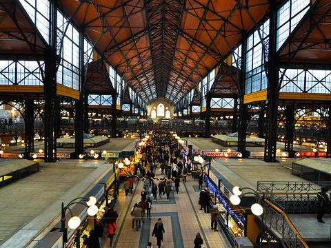 中央大市场旅游景点图片
