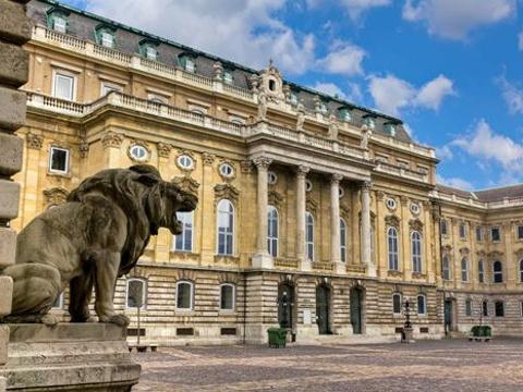 布达佩斯历史博物馆旅游景点图片