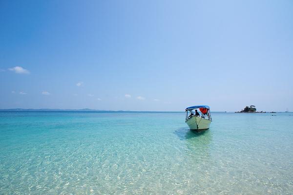 棉花岛旅游图片