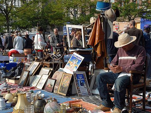 埃里切市场旅游景点图片