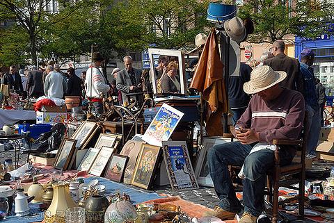 埃里切市场