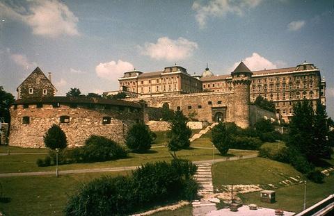 布达皇宫的图片