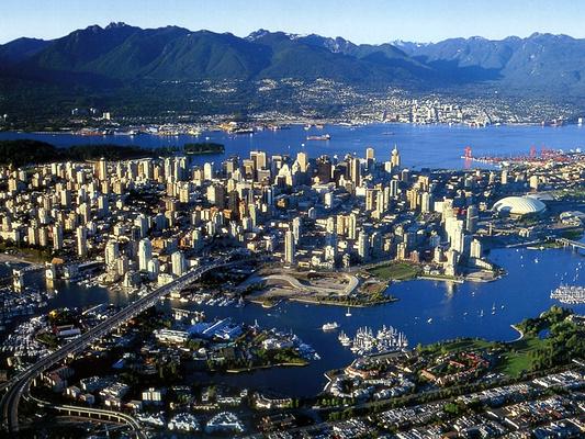 温哥华岛旅游图片