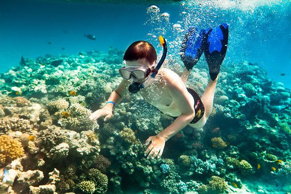 热浪岛海洋生态公园旅游图片
