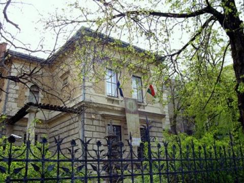 霍普费伦茨东亚博物馆旅游景点图片