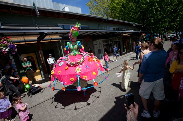 温哥华国际儿童节