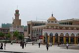噶尔购物广场