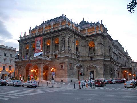 国家歌剧院旅游景点图片