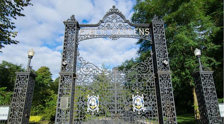 哈利法克斯公共花园旅游图片