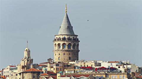 加拉塔桥塔