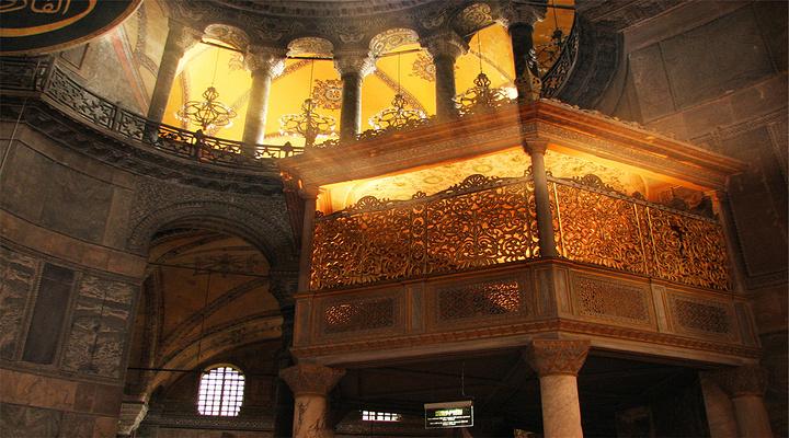 圣索菲亚大教堂旅游图片