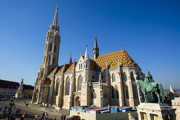 圣马加什教堂旅游图片