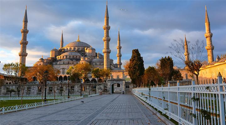 苏丹艾哈迈德清真寺旅游图片