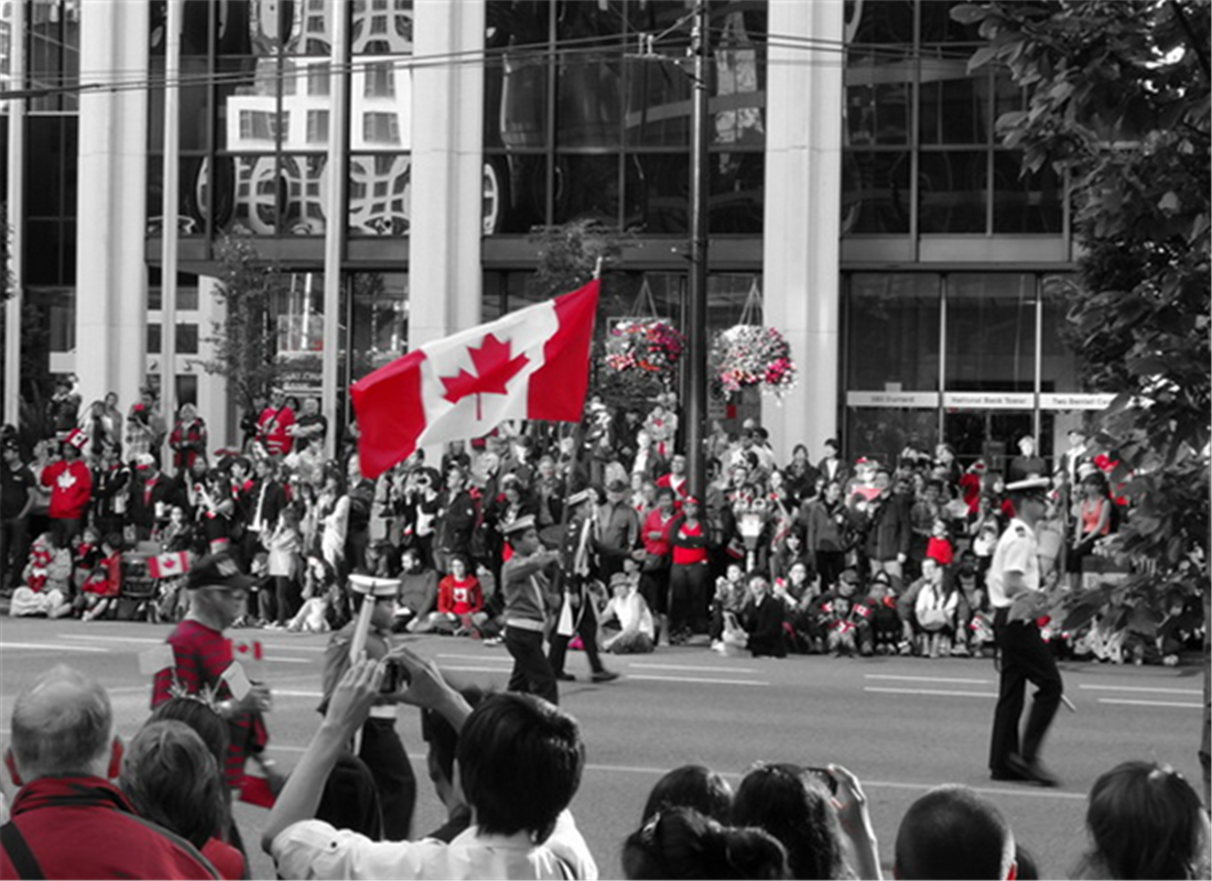 加拿大国庆日(Canada Day)
