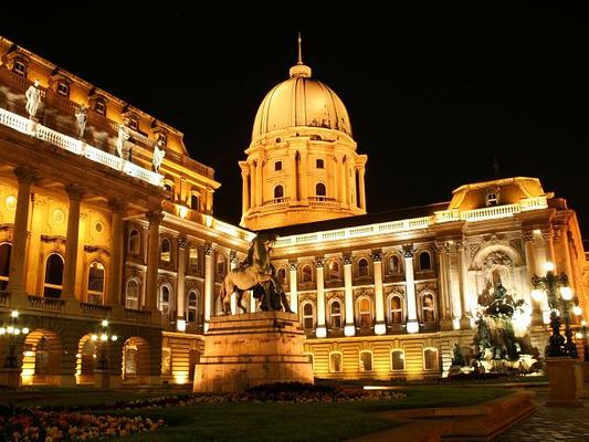匈牙利国家美术馆旅游图片