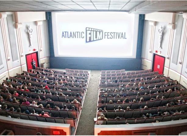 大西洋电影节户外电影体验