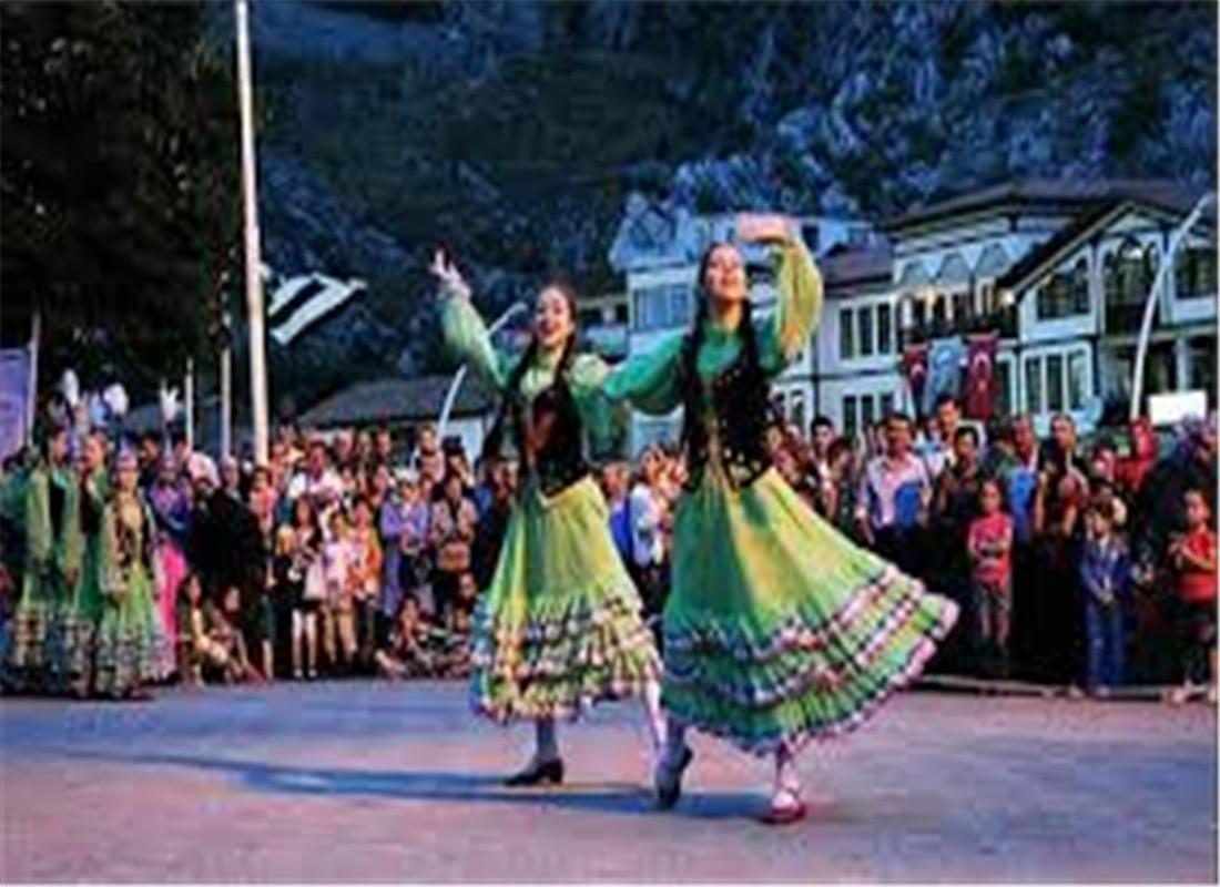 棉花银行(Pamukbank)舞蹈节