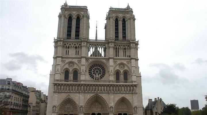 兰斯圣母大教堂旅游图片