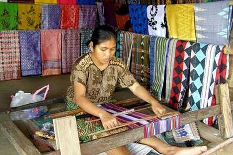 手工编织工艺品