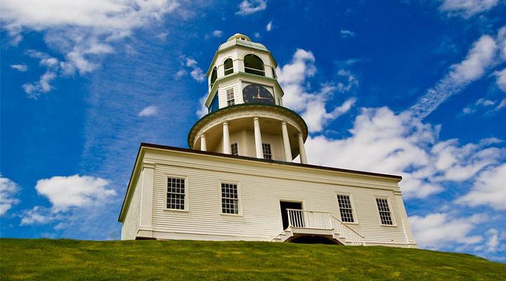 城堡山国家历史遗址旅游图片
