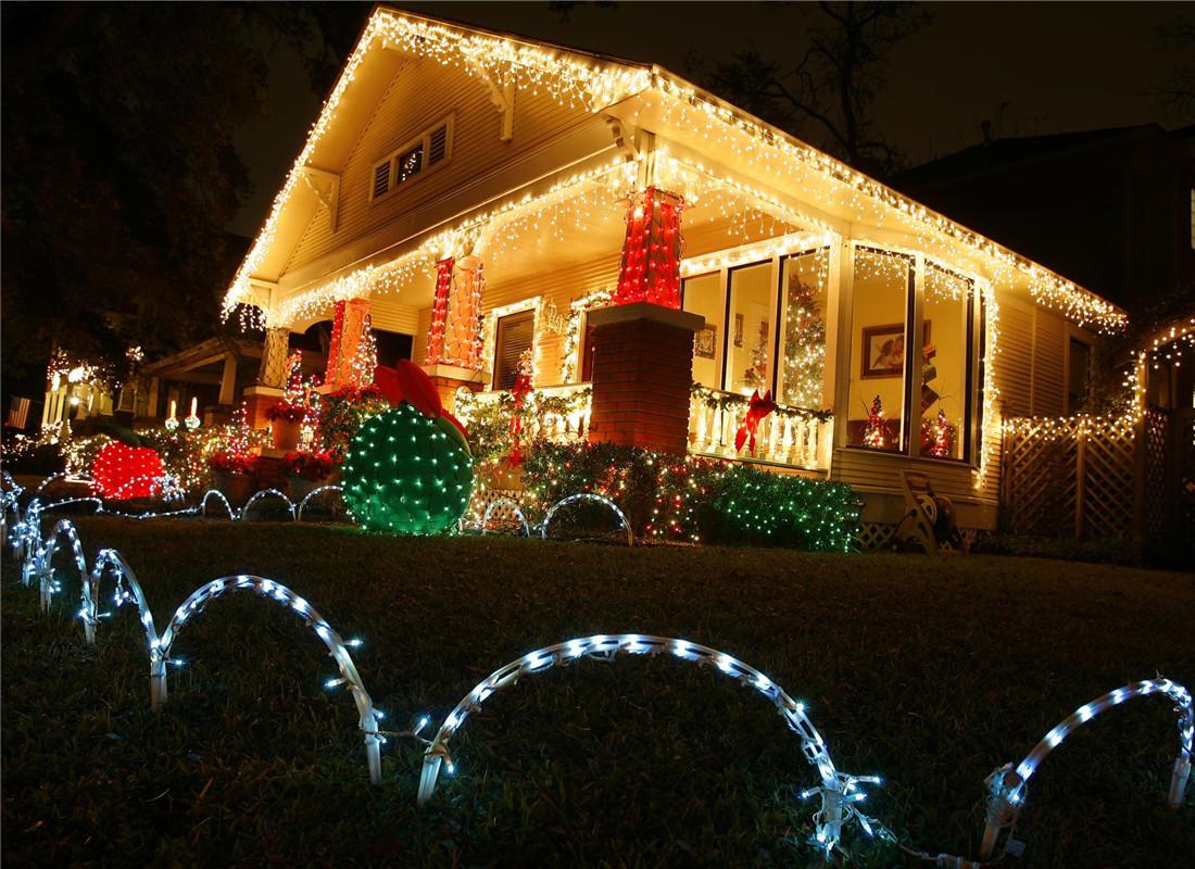 假日灯光(Holiday Lights)
