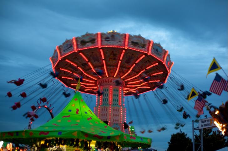 俄勒冈州博览会Oregon State Fair