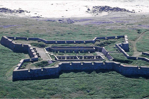 城堡山国家历史遗址的图片