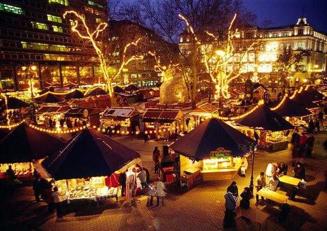 布达佩斯圣诞集市 Budapest Christmas Market