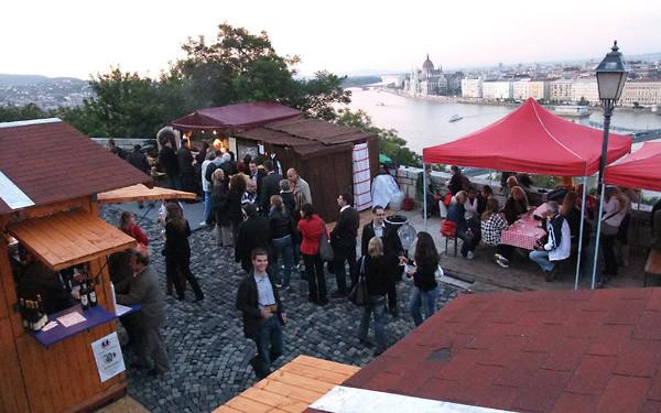 布达佩斯葡萄酒文化节