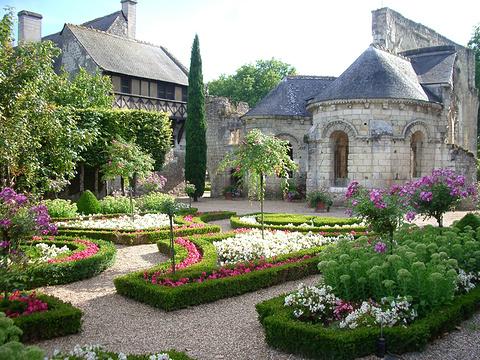 Prieure de Saint-Cosme旅游景点图片