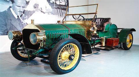 劳德代尔堡古迹汽车博物馆