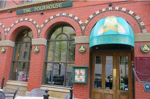 Old Triangle Irish Ale House