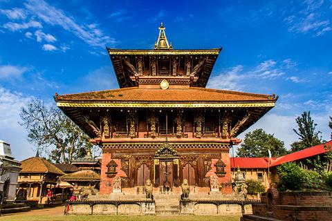 昌古纳拉扬神庙