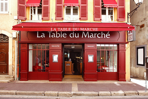 La Table du Grand Marché