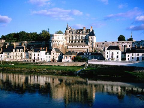 昂布瓦兹王家城堡旅游景点图片