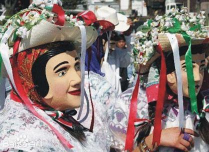 瓜达鲁佩圣母节  Día De Nuestra Señora De Guadalupe