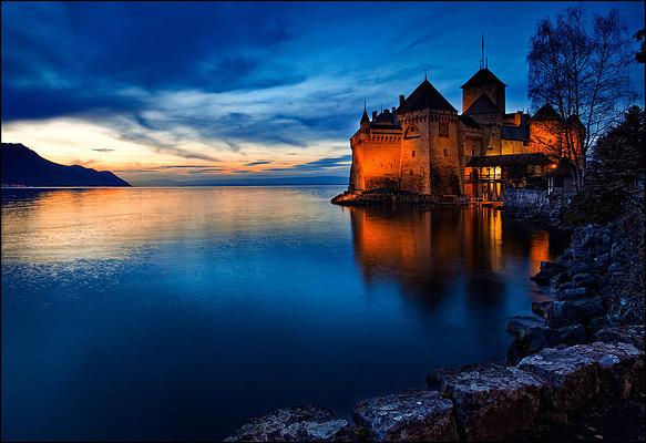 西庸城堡旅游图片